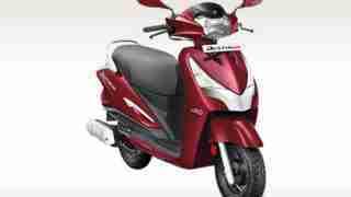 Hero Destiny 125 scooter