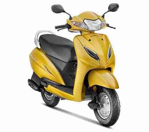 Honda Activa 5G scooter