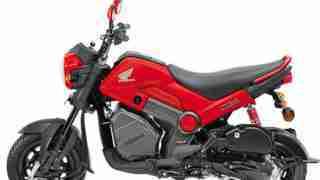 Honda Navi scooter