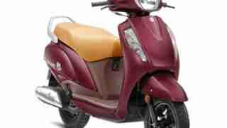 Suzuki Access 125 SE scooter