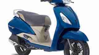 TVS Jupiter scooter
