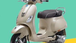 Vespa Elegante 150 scooter