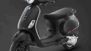 Vespa Notte scooter