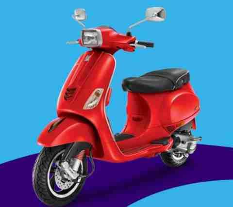 Vespa SXL 150 scooter