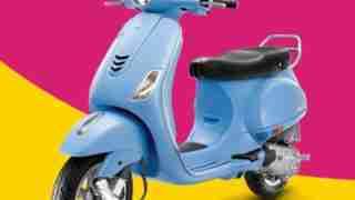 Vespa VXL 150 scooter