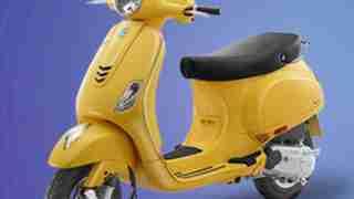 Vespa ZX scooter