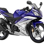 Yamaha R15 V2.0 GP Blue colour option