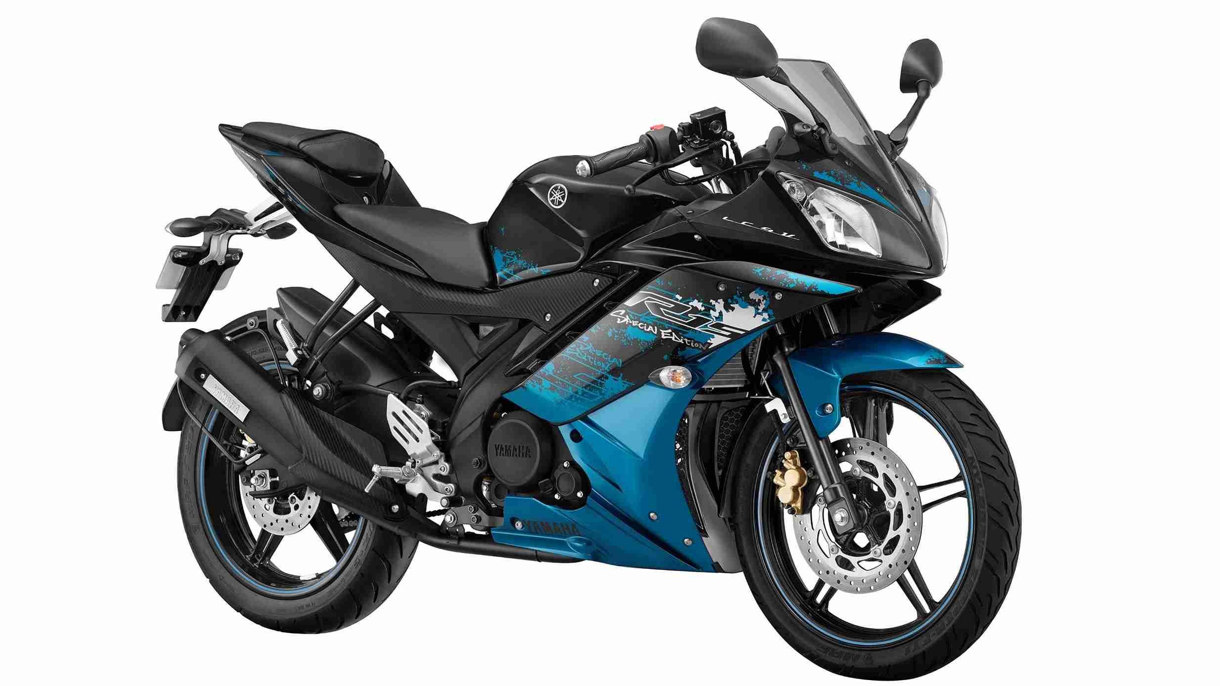 All White Yamaha R