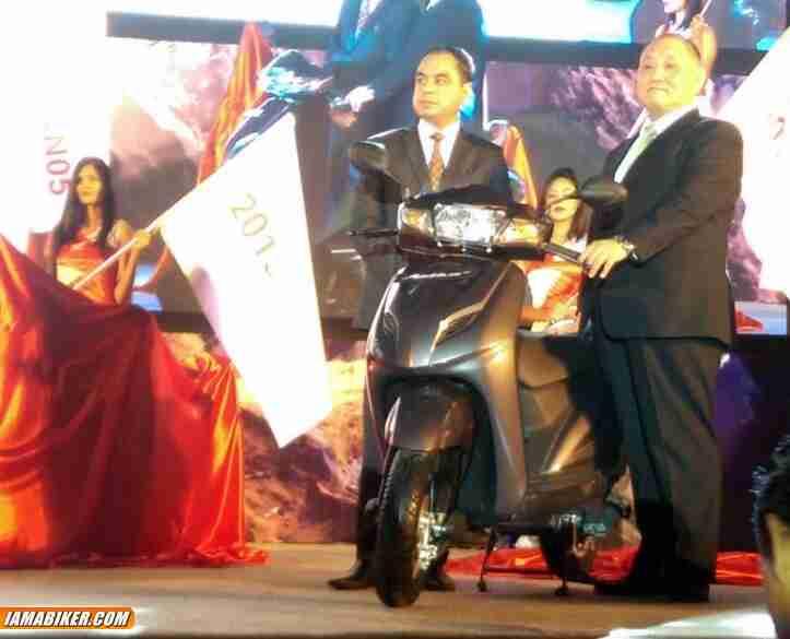 activa 3g launched in delhi