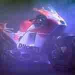 new ducati GP15 motogp bike