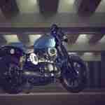 2015 Yamaha XV950 Racer – static back