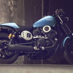 2015 Yamaha XV950 Racer – static back right