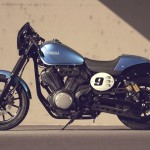 2015 Yamaha XV950 Racer – static left