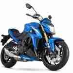 2016 Suzuki GSX-S1000 ABS - blue colour option