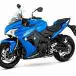 2016 Suzuki GSX-S1000F ABS - blue colour option