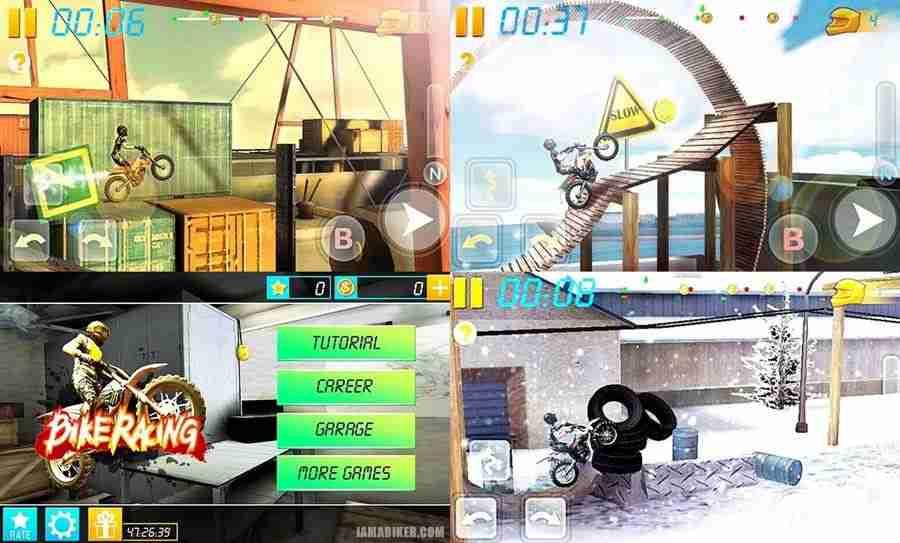 Bike Racing 3D - best top android motorcycle bike race game