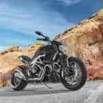 Ducati Diavel Carbon India