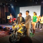 DSK Benelli India launch - price announcement