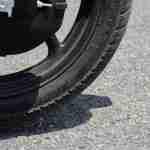 Honda CB Unicorn 160 CBS back tyre name