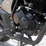 Honda CB Unicorn 160 CBS engine right side