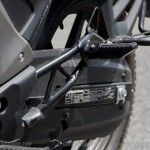 Honda CB Unicorn 160 CBS foot rest bar