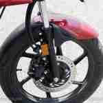 Honda CB Unicorn 160 CBS front fork right side