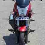 Honda CB Unicorn 160 CBS front view