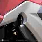 Honda CB Unicorn 160 CBS fuel knob for main and reserve