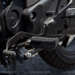 Honda CB Unicorn 160 CBS gear shifter