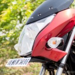 Honda CB Unicorn 160 CBS headlight