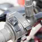 Honda CB Unicorn 160 CBS left switch