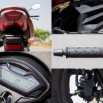 Honda CB Unicorn 160 CBS review features and accessories