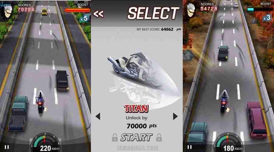 Racing Moto - best top android motorcycle bike race game
