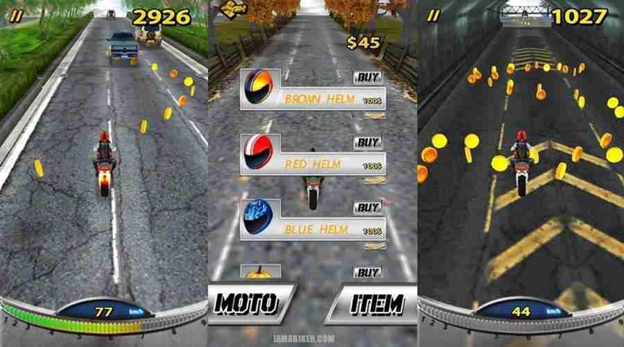 SpeedMoto - best top android motorcycle bike race game