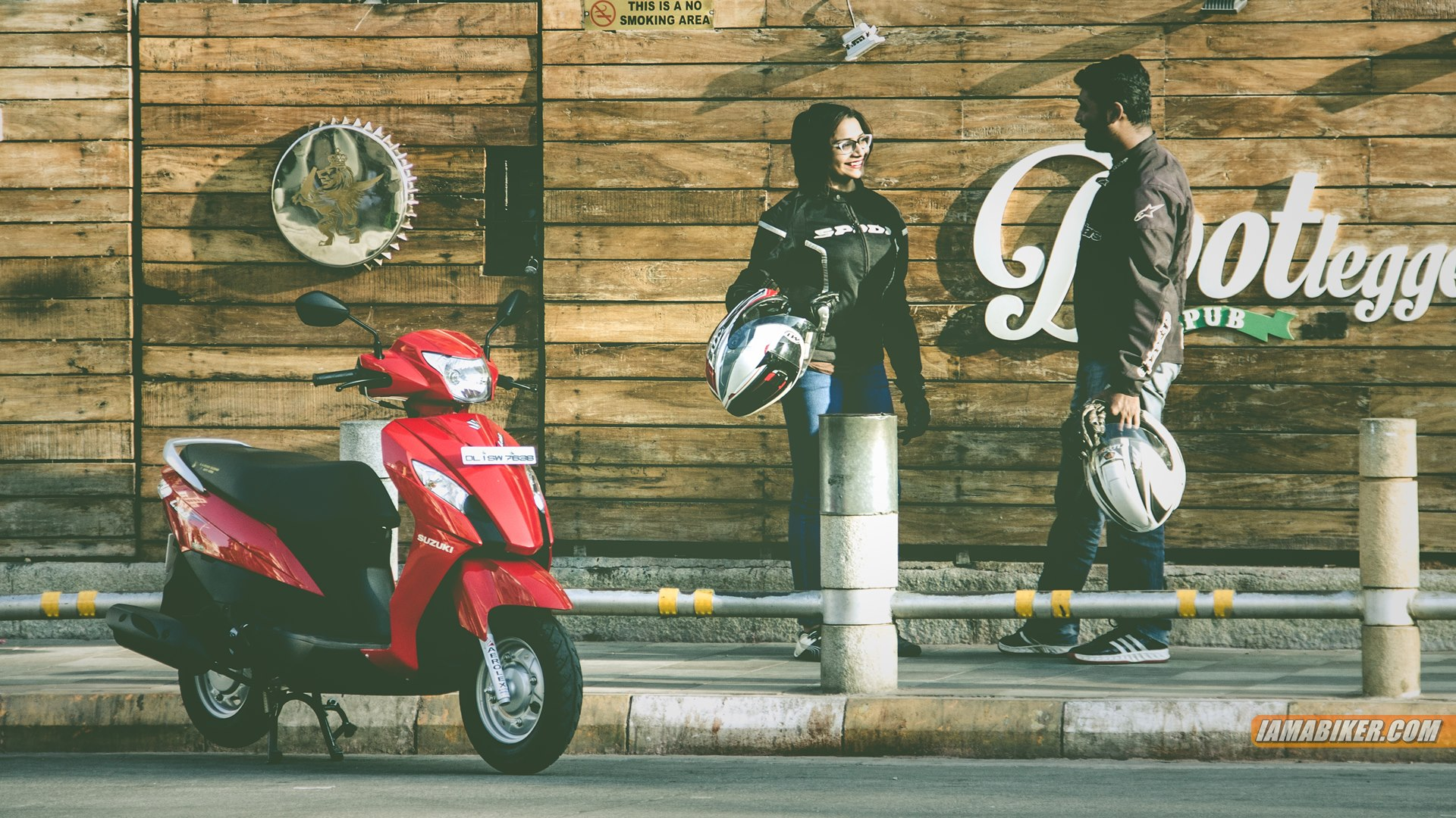 Suzuki Lets scooter review