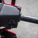 Suzuki Lets scooter right switch gear