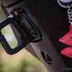Suzuki Lets scooter front holder