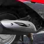 Suzuki Lets scooter silencer