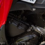 Suzuki Lets scooter back suspension spring