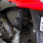 Suzuki Lets scooter air filter box