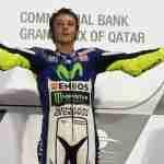 Valentino Rossi Movistar Yamaha MotoGP Qatar 2015 winner