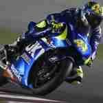 aleix espargaro - ecstar suzuki - motogp qatar test 2015