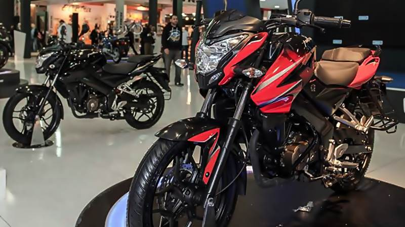 New Bajaj Pulsar 150NS specifications and images