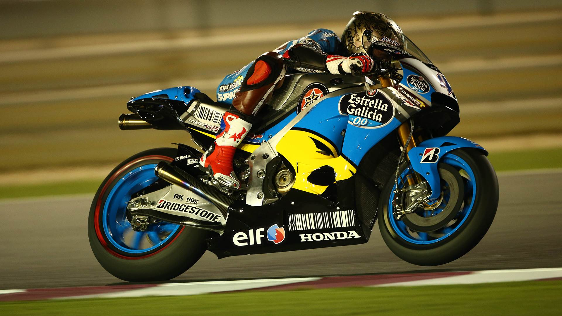 scott redding - estrella galicia - marc vds - motogp hd wallpaper