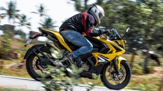 Pulsar RS 200 review engine and performance