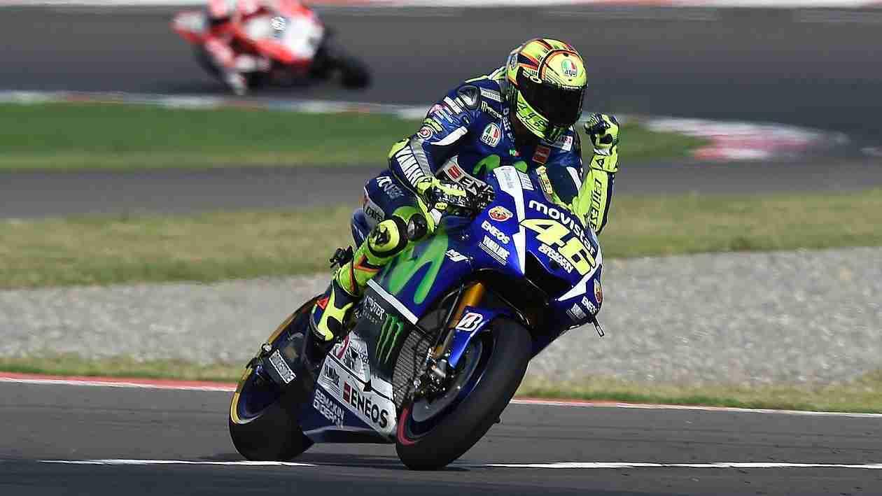 Valentino Rossi Hd Wallpaper: Valentino Rossi Movistar Yamaha HD Wallpaper