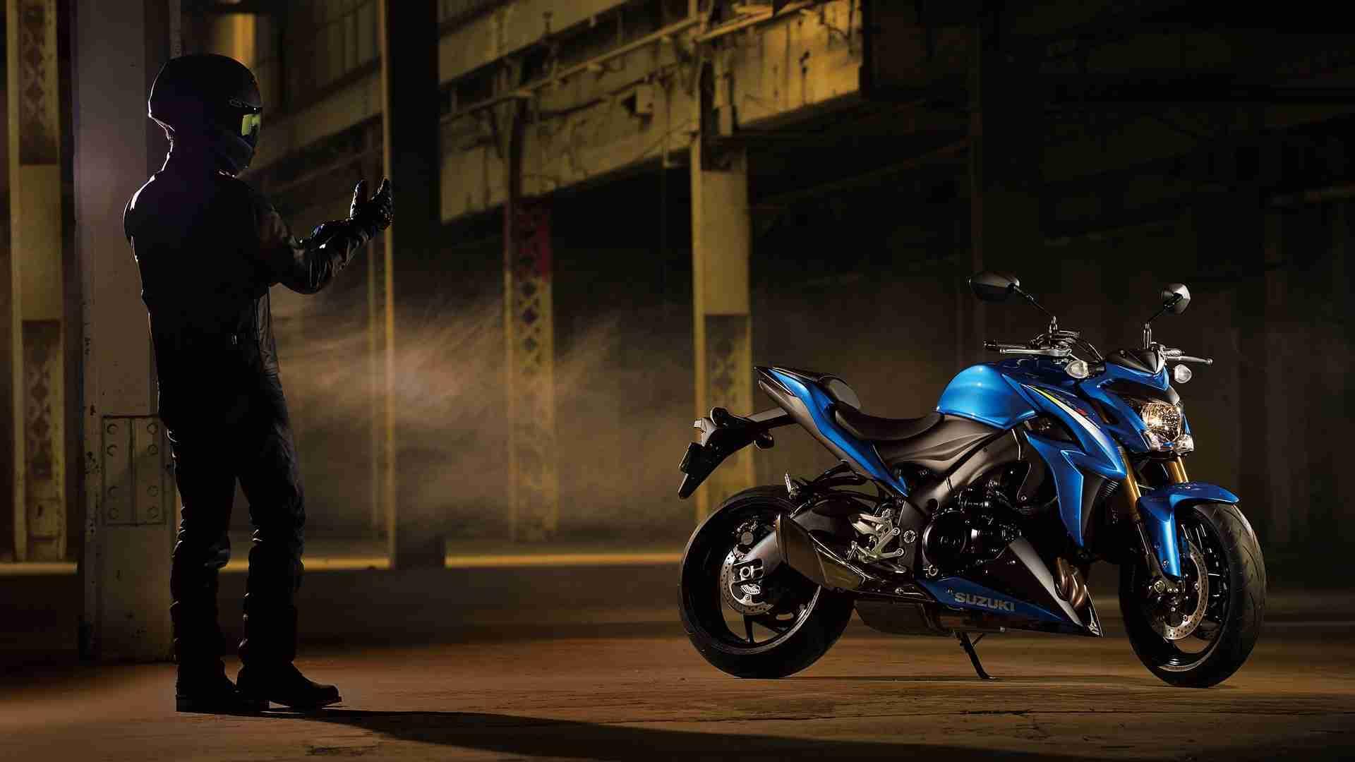 2015 Suzuki GSX-S1000 HD wallpaper