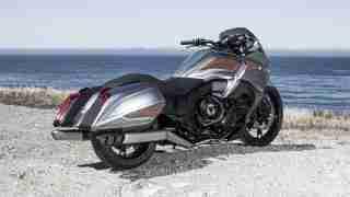 BMW Motorrad Concept 101 back view