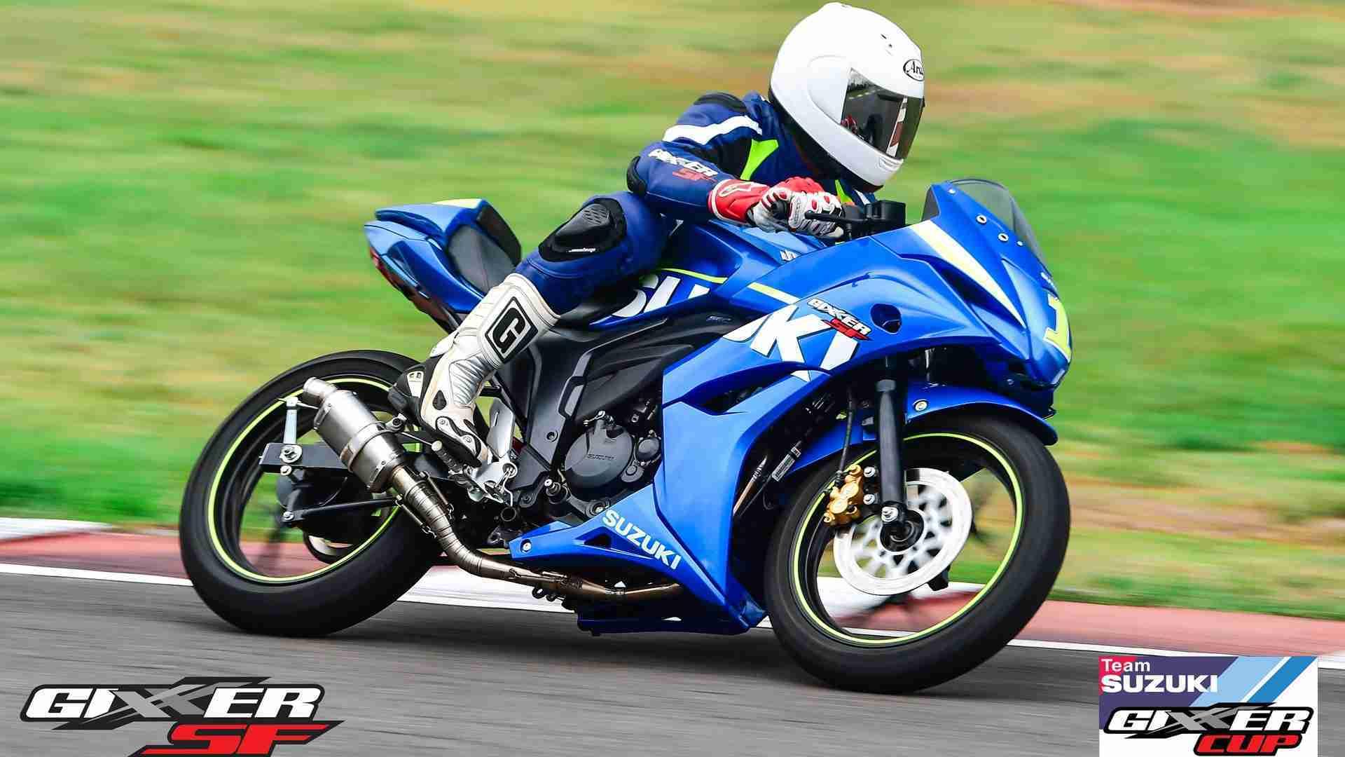 Suzuki launches 'Gixxer Cup' Championship