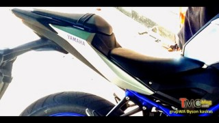 Yamaha MT-25 seat